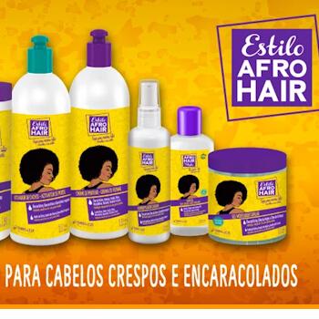 Estilo Afro Hair