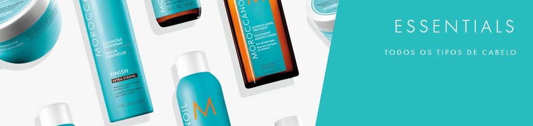 Moroccanoil Essentials - todos os tipos de cabelo