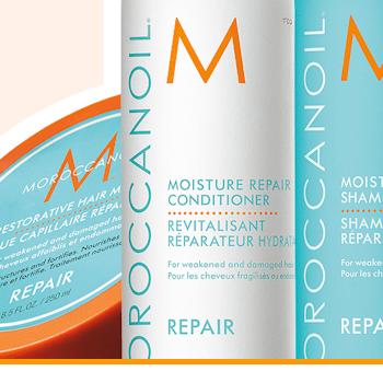 Moroccanoil Repair - CABELO NORMAL A DANIFICADO
