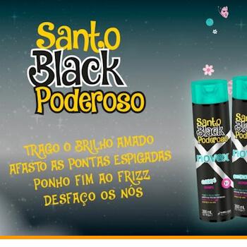 Santo Black Poderoso