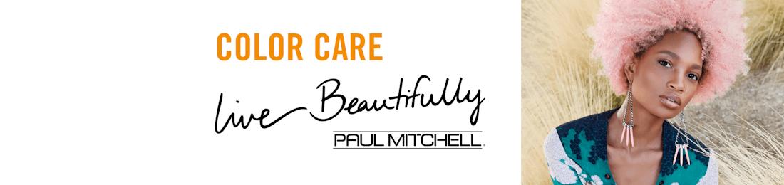 Paul Mitchell Color Care (Cabelo Pintado)
