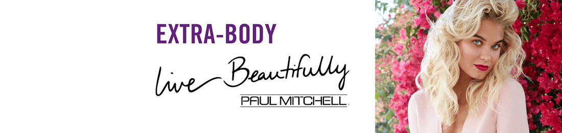Paul Mitchell Extra-Body (Cabelo Fino)