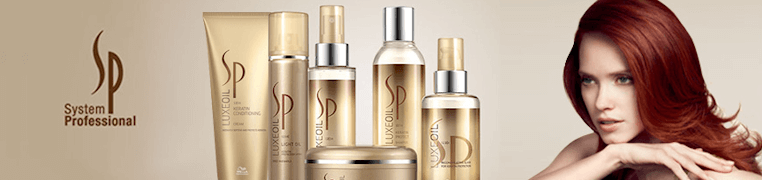 SP Luxe Oil