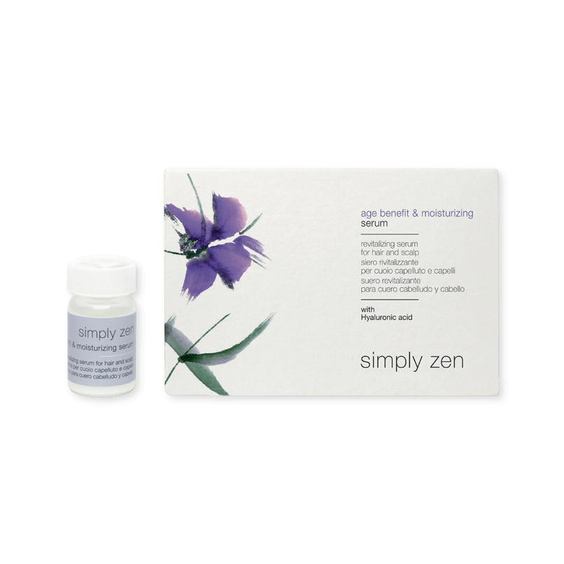 Age Benefit & Moisturizing Serum 12X5ml