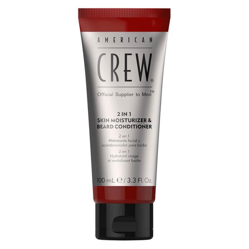 American Crew 2 in 1 Skin Moisturizer and Beard Conditioner 100ml