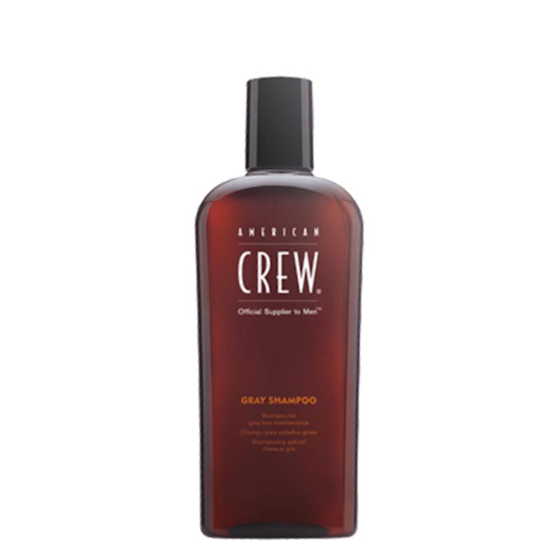 American Crew Gray Shampoo 250ml