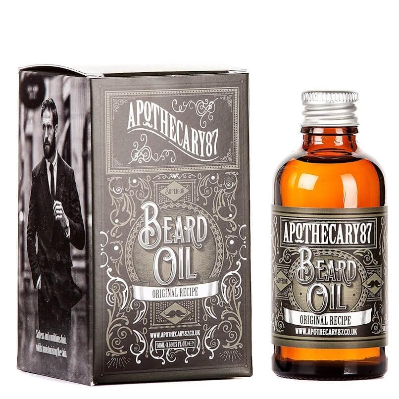 Apothecary 87 The Original Recipe Beard Oil 50ml