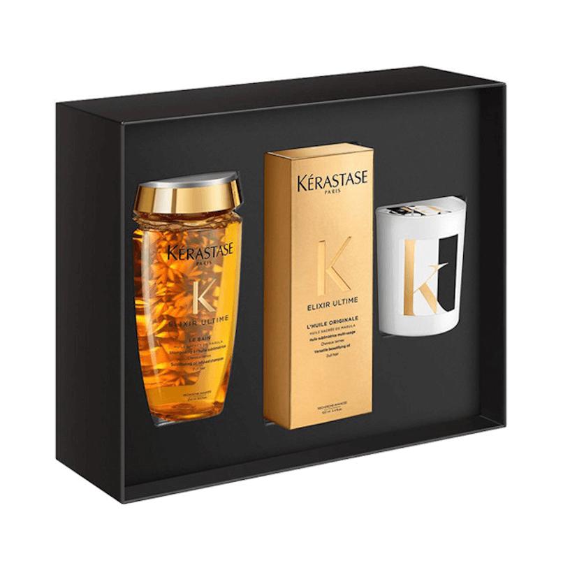 Coffret Kerastase Elixir Ultime Natal 2019