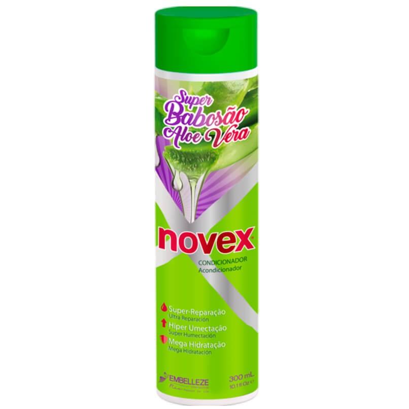 Condicionador Novex Super Babosão Aloe Vera 300ml