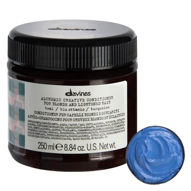 Davines Alchemic Condicionador Teal 250ml