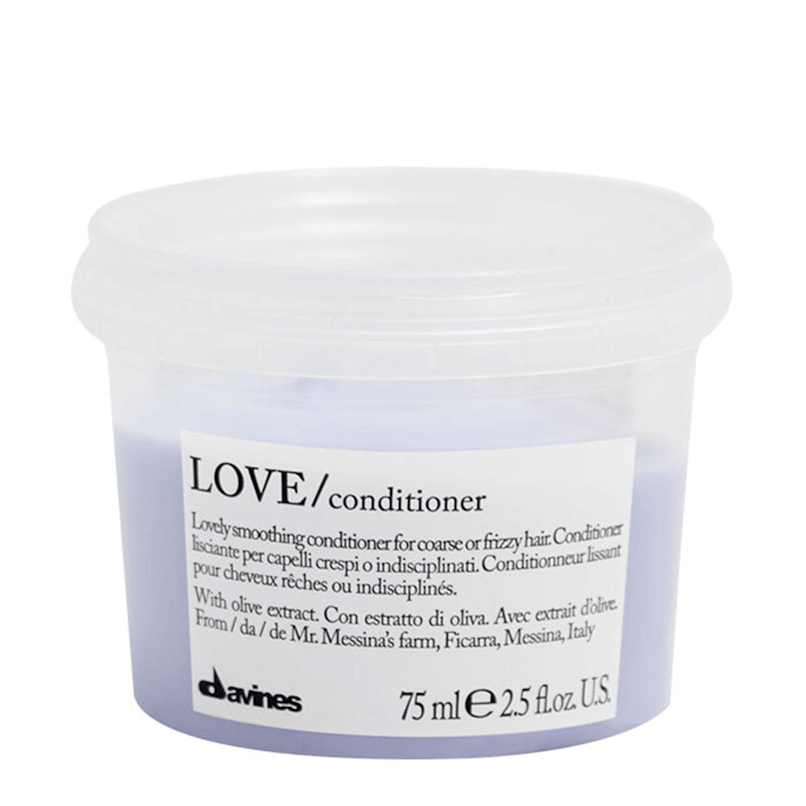 [VIAGEM] Davines LOVE SMOOTHING Condicionador 75ml