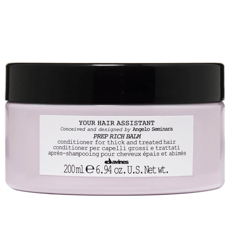 Davines You Hair Assistant Prep Rich Balm 200ml