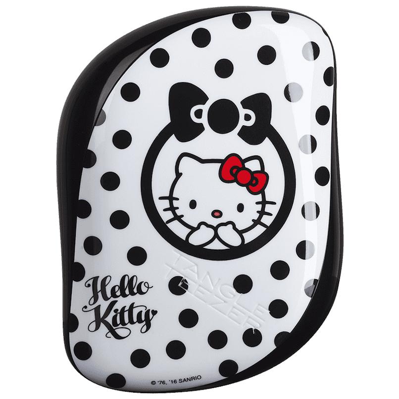 Escova Tangle Teezer Hello Kitty Black