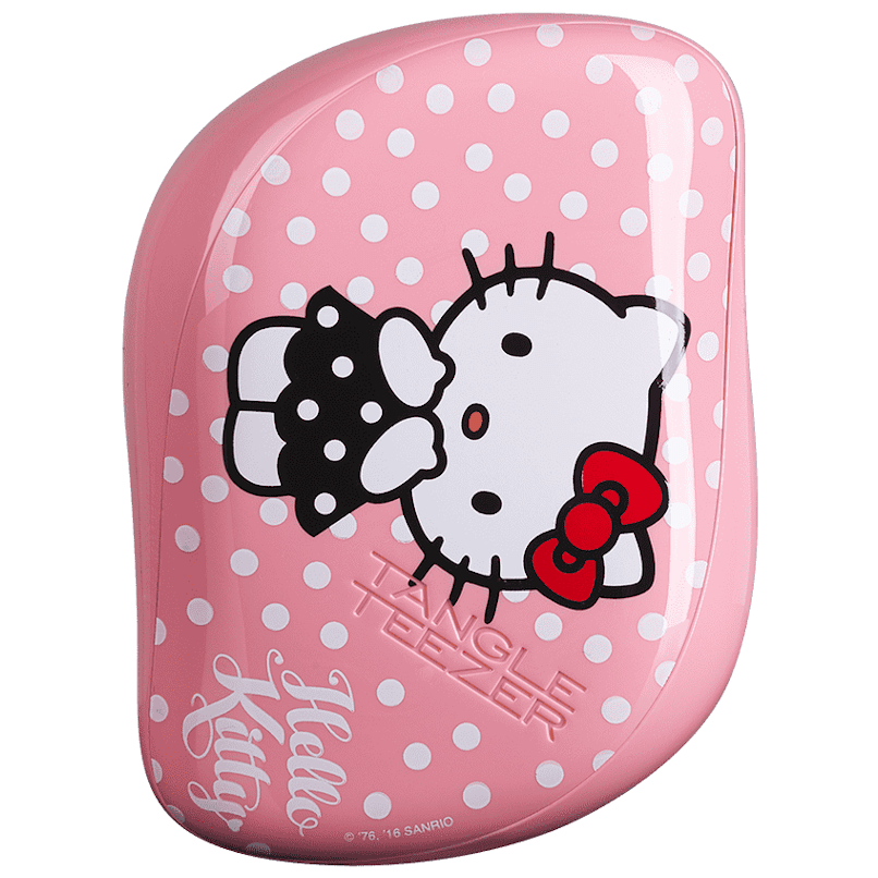 Escova Tangle Teezer Hello Kitty Pink
