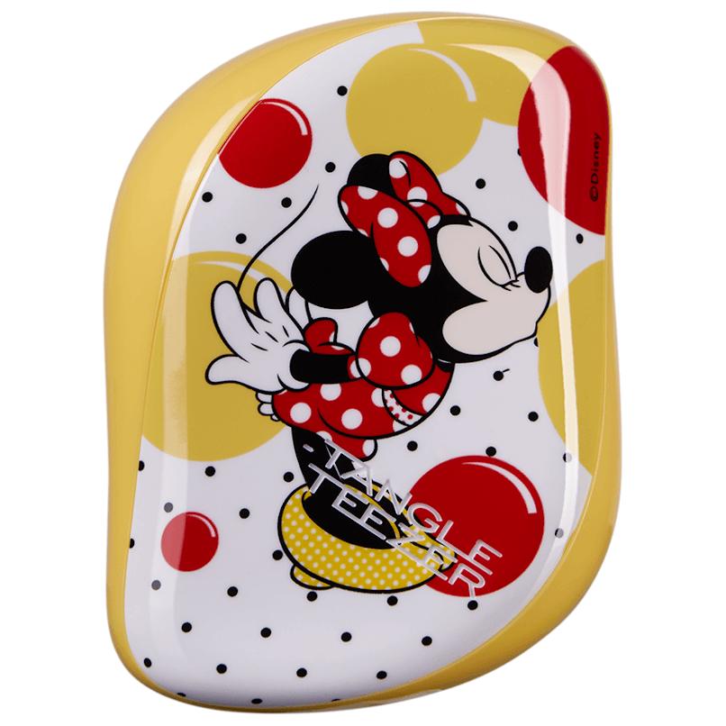 Escova Tangle Teezer Minnie Mouse Sunshine Yellow