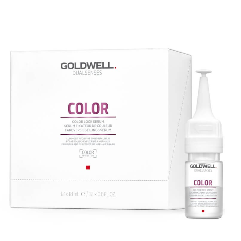 Goldwell Dualsenses Color Lock Serum 12x18ml