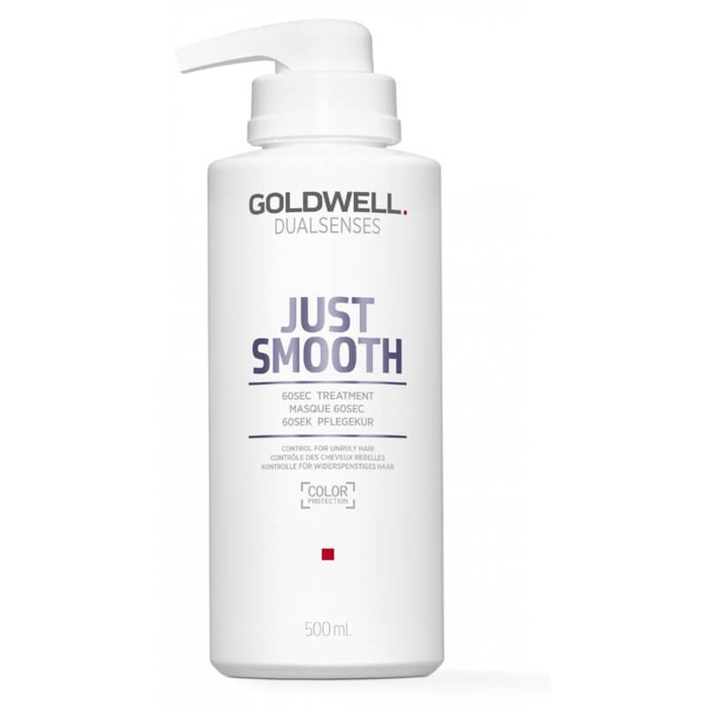 Goldwell Dualsenses Just Smooth 60sec Treatment 500ml