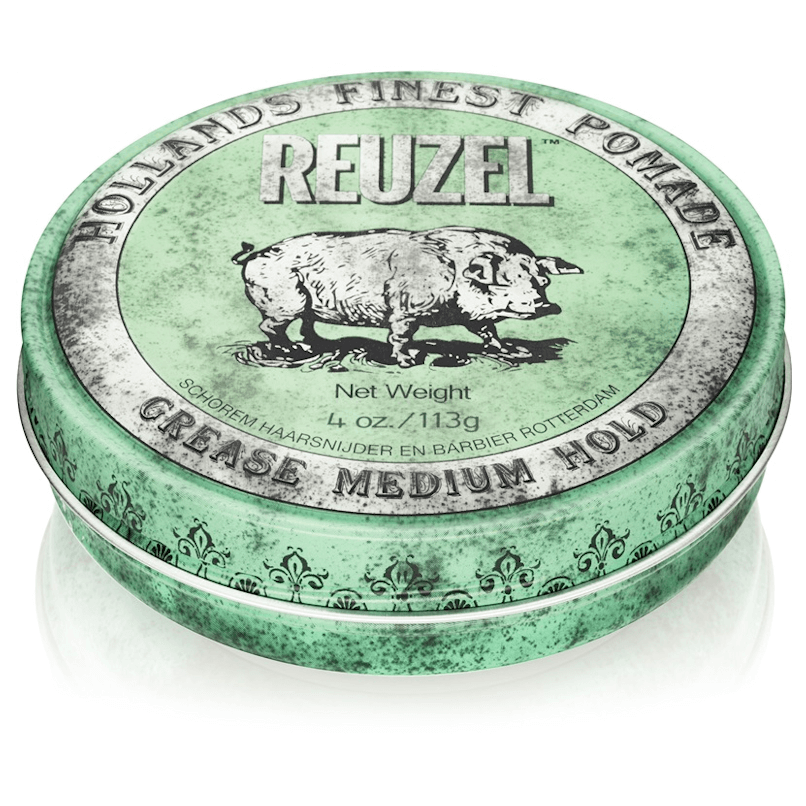 Green Reuzel Grease Medium Hold - Fixação Média 113g