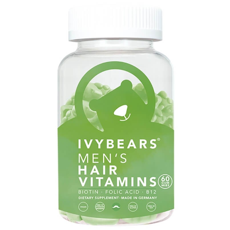 IvyBears Hair Vitamins For Men 150g