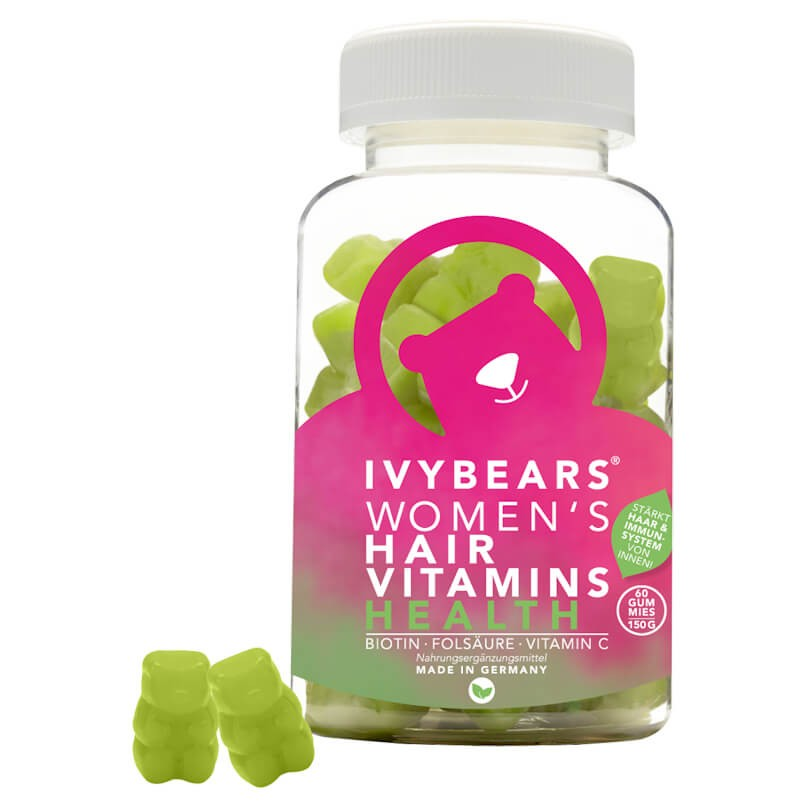 IvyBears Hair Vitamins For Women Health 150g