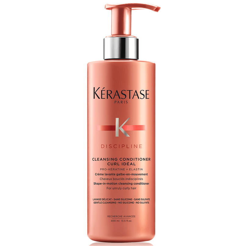 Kérastase Discipline Creme Lavante Cleansing Conditioner Curl Ideal 400ml