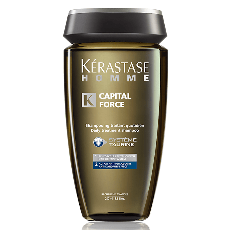 Kérastase Homme Capital Force Anti Pelliculaire Shampoo Anti-caspa 250ml