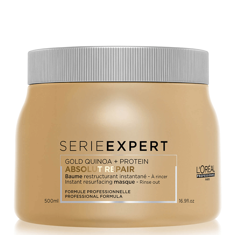 Loreal Absolut Repair Gold Quinoa Masque 500ml