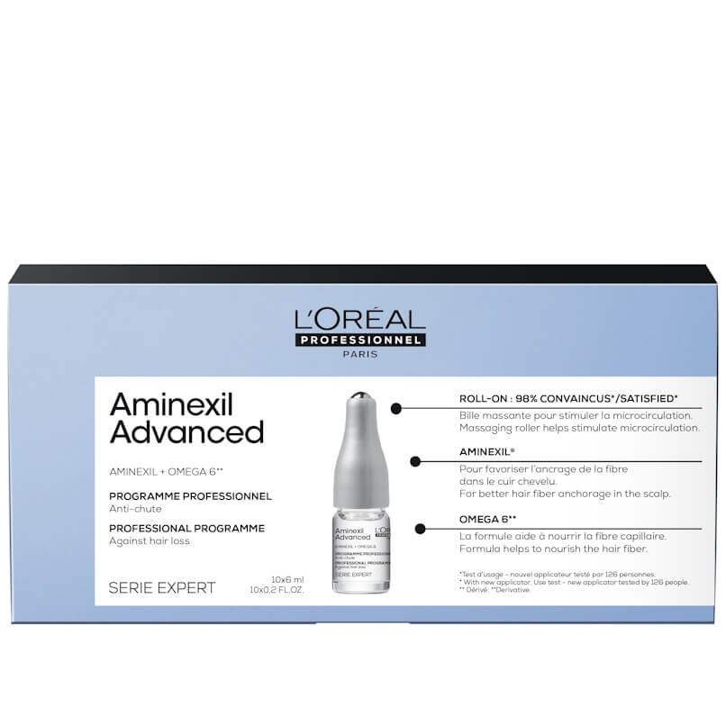 Loreal Aminexil Advanced 10X6ml