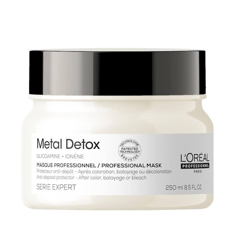 Loreal Metal Detox Máscara 250ml