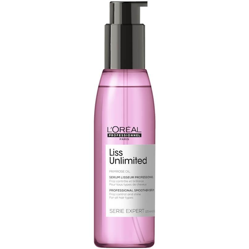 Loreal Oleo de Brushing Liss Unlimited 125ml