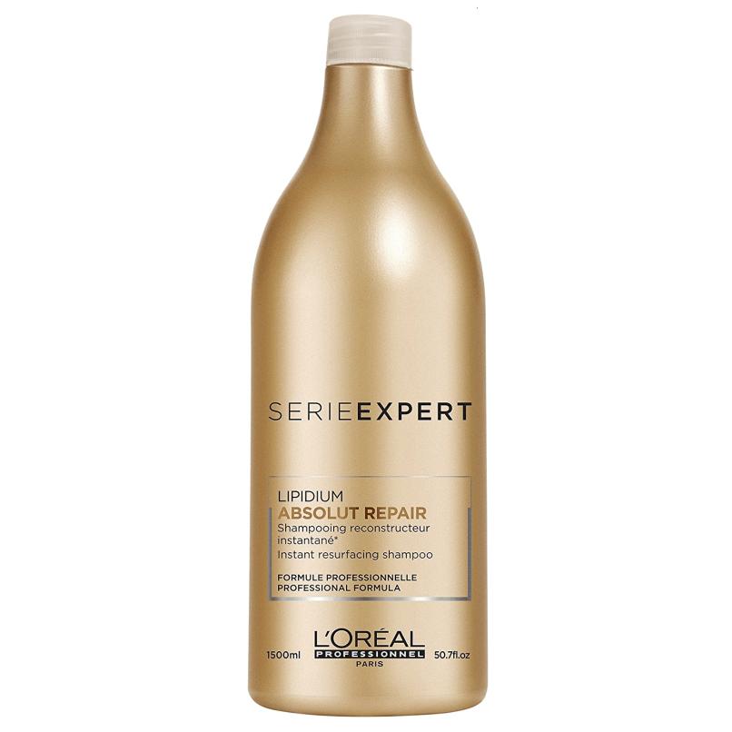 Loreal Shampoo Absolut Repair Lipidium 1500ml