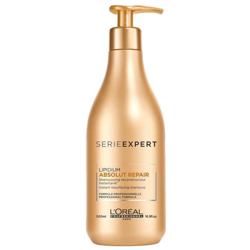 Loreal Shampoo Absolut Repair Lipidium 500ml