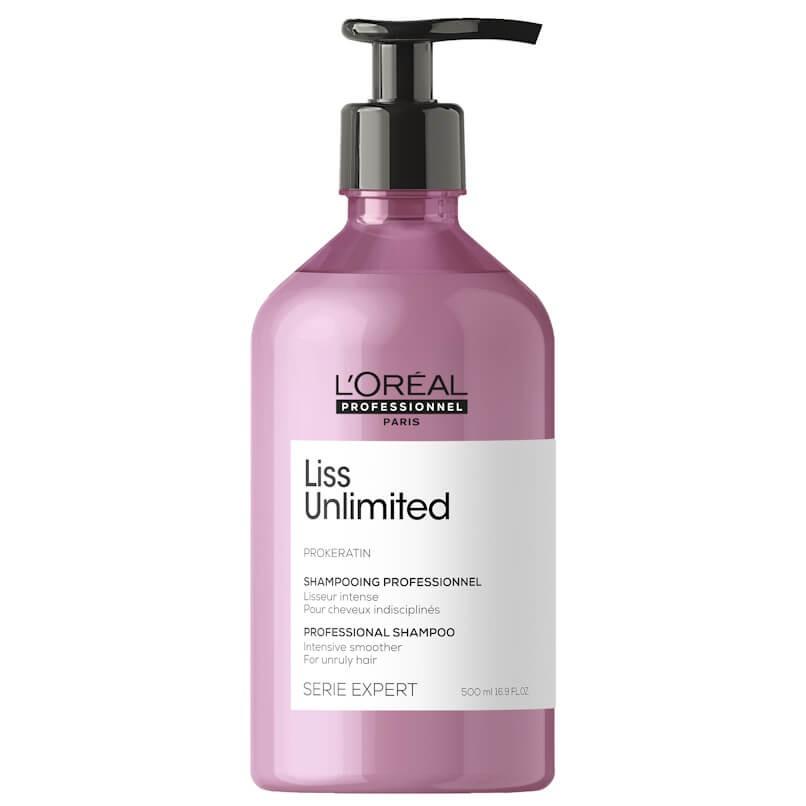 Loreal Shampoo Liss Unlimited 500ml