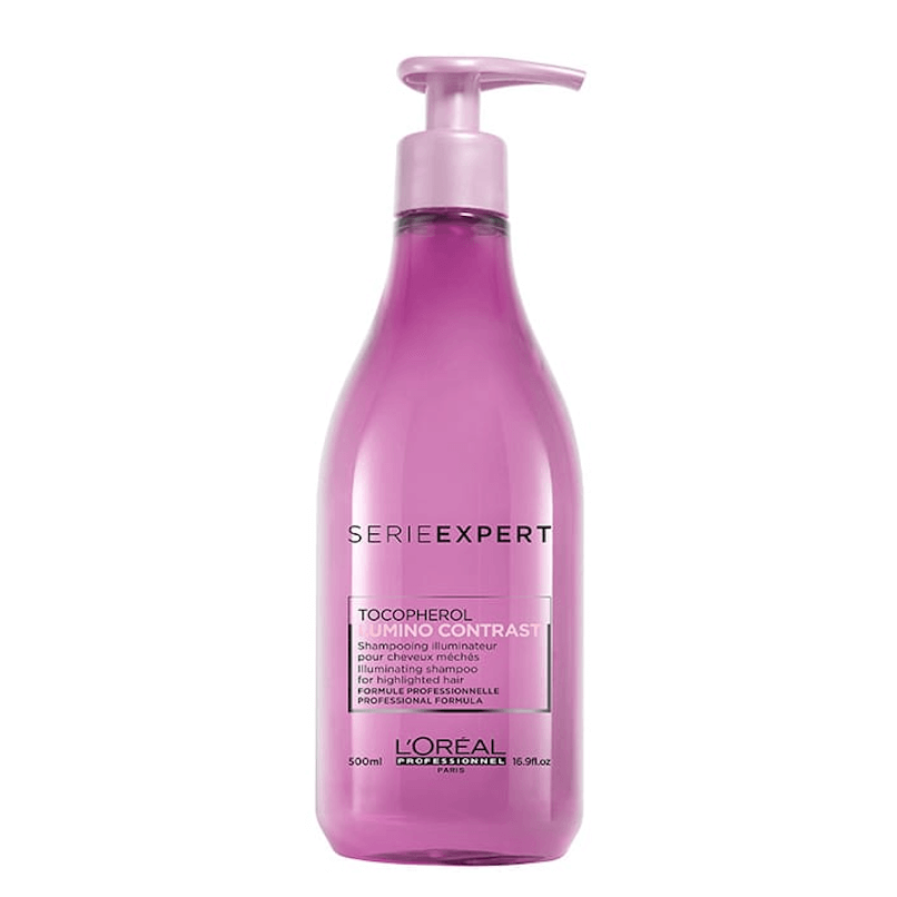 Loreal Shampoo Lumino Contrast 500ml