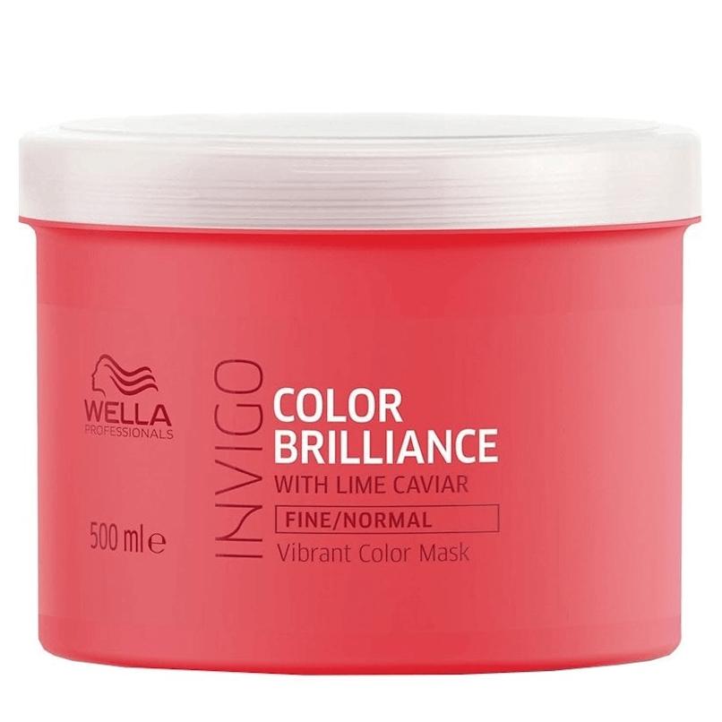 Máscara Invigo Color Brilliance Cabelo Normal/Fino 500ml