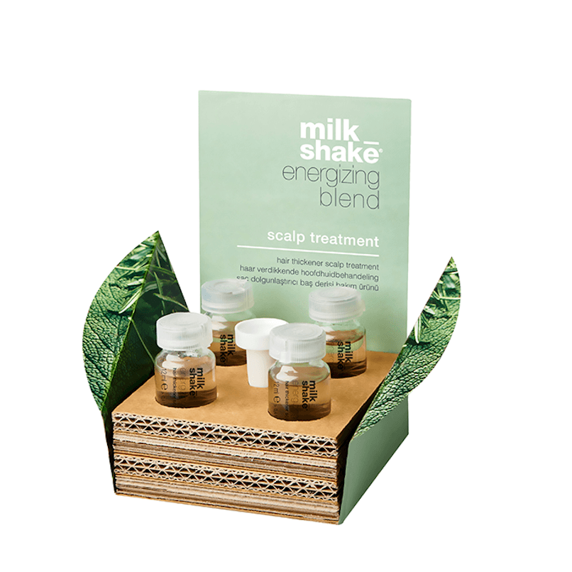 Milk Shake Energizing Blend Scalp Treatment 4X12ml