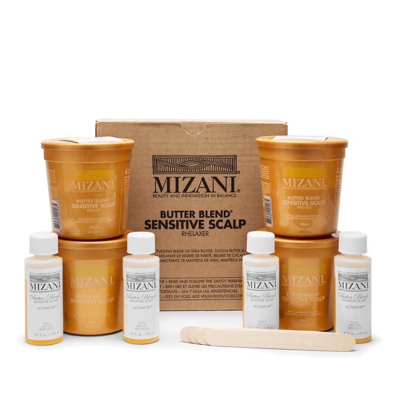 Mizani Butter Blend Sensitive Scalp Rhelaxer