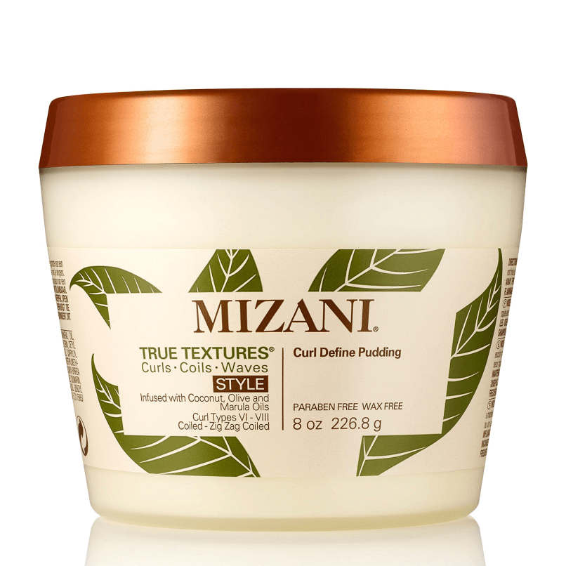 Mizani True Textures Style Curl Define Pudding 226g