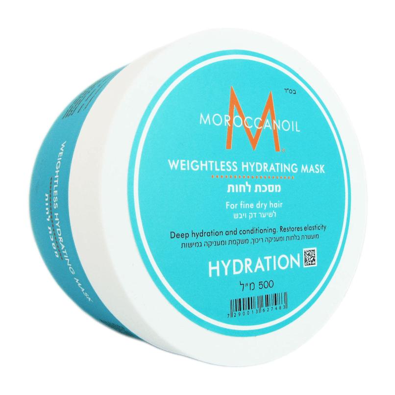 Moroccanoil Máscara De Hidratação Ultraleve 500ml