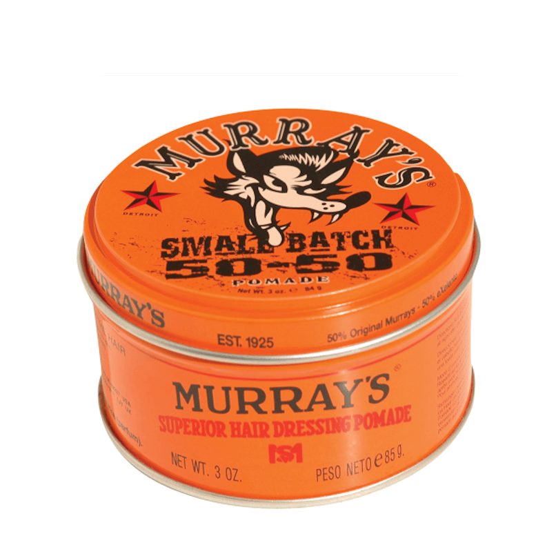 Murray's Small Batch 50-50 Pomade 85g