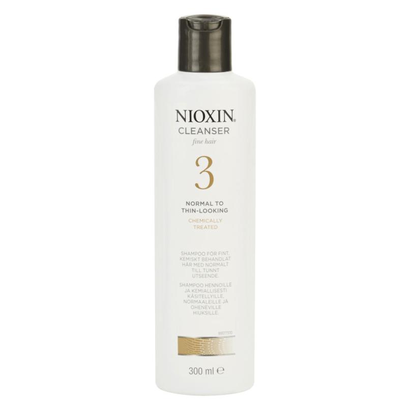 Nioxin Shampoo System 3 300ml