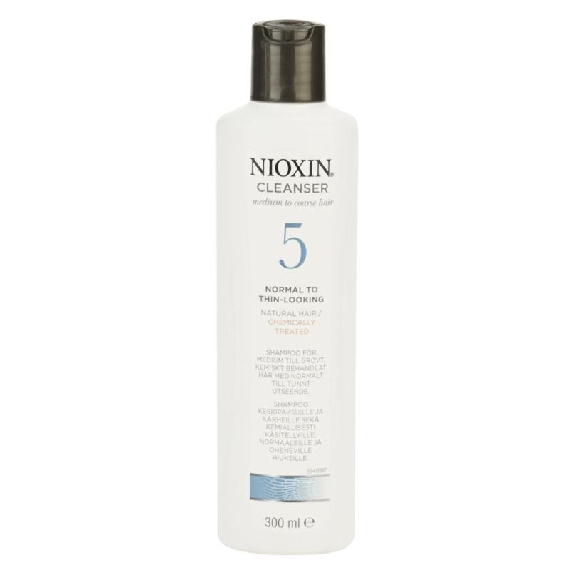 Nioxin Shampoo System 5 300ml