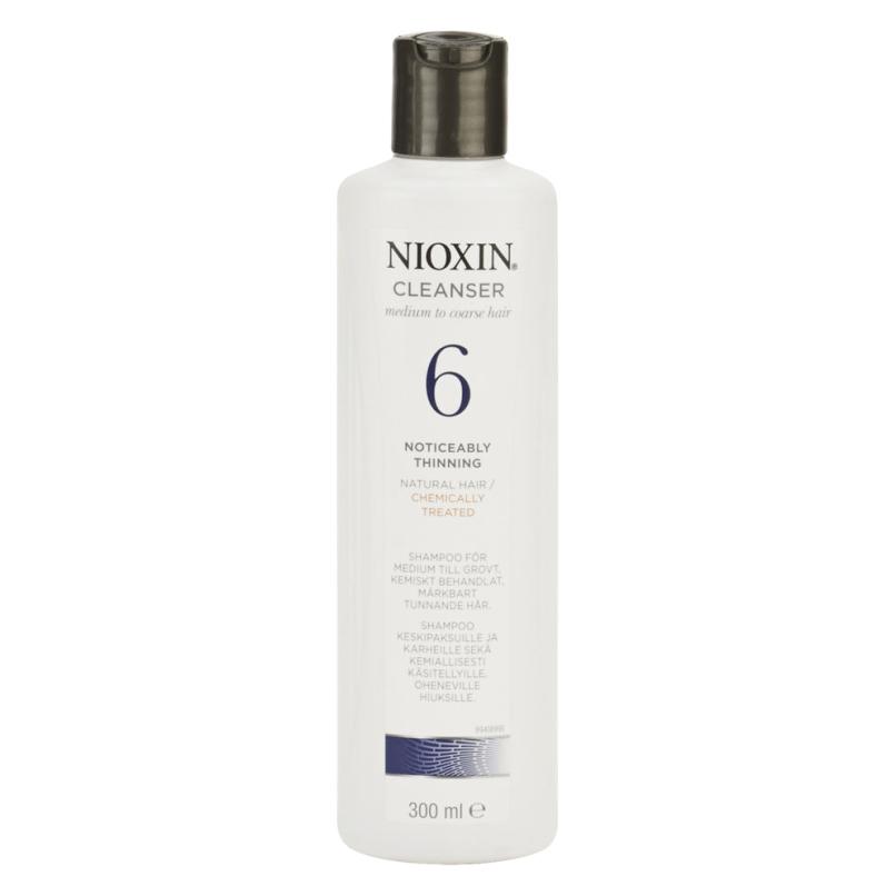 Nioxin Shampoo System 6 300ml