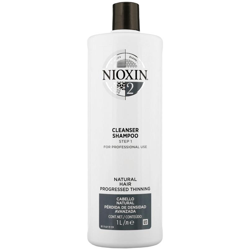 Nioxin System 2 Shampoo 1000ml