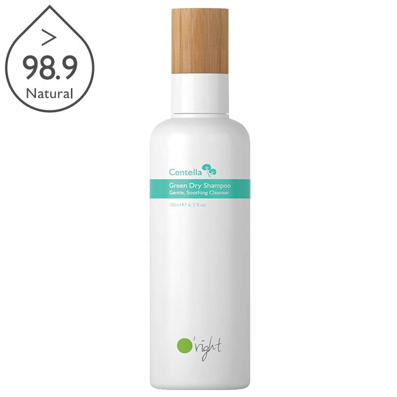 O'right Centella Green Dry Shampoo 180ml