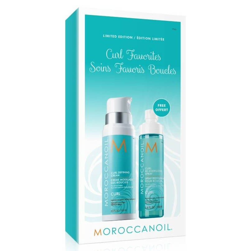 Pack Moroccanoil Curl Favorites