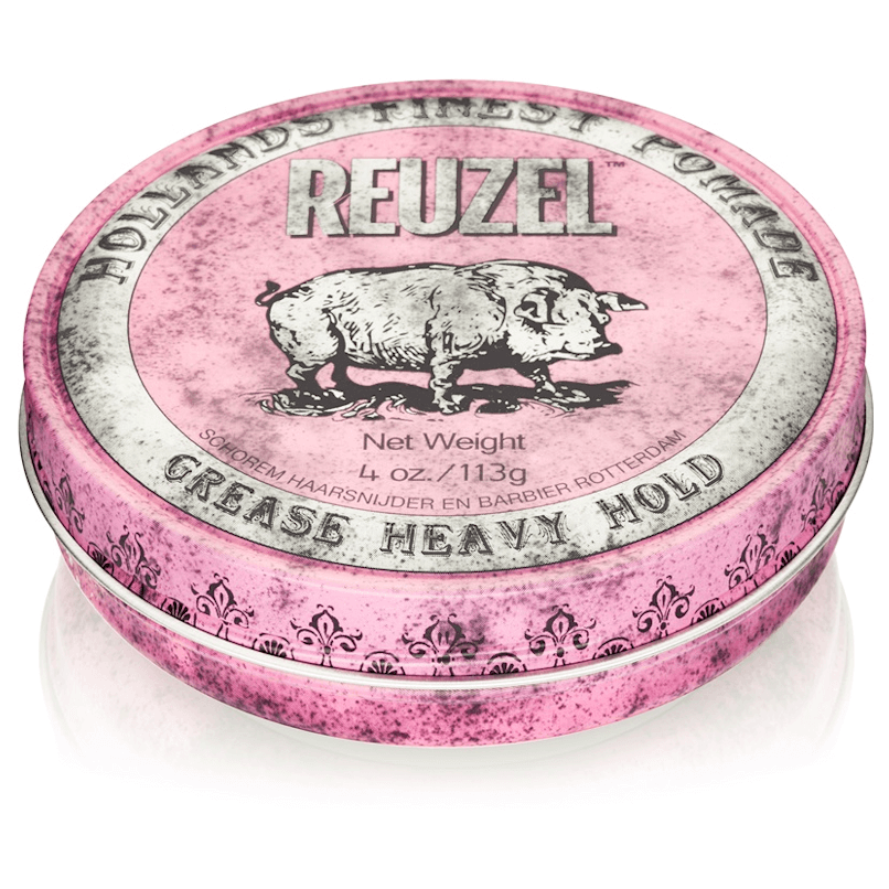 Pink Reuzel Grease Heavy Hold - Fixação Extra Forte 113g