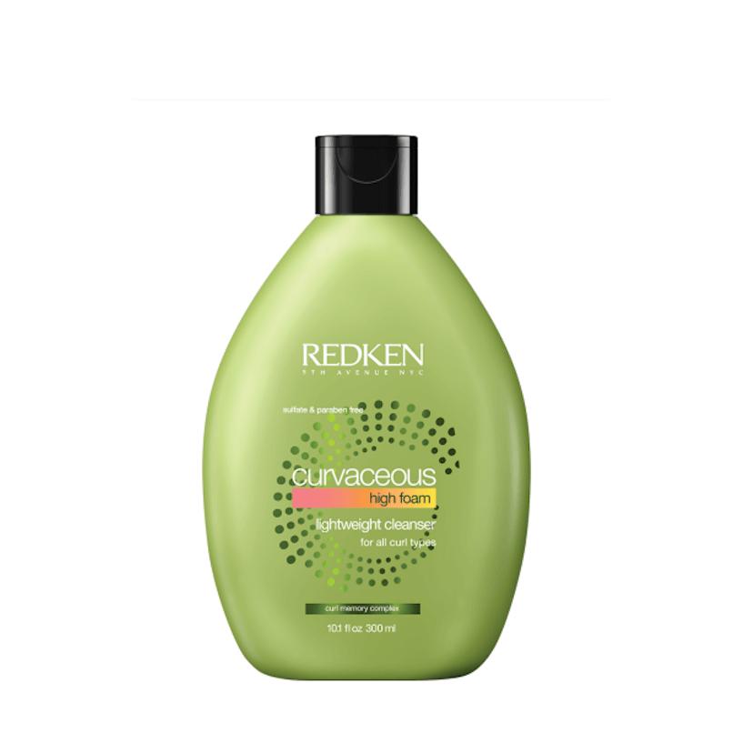 Redken Curvaceous Shampoo Creme sem Sulfatos 300ml