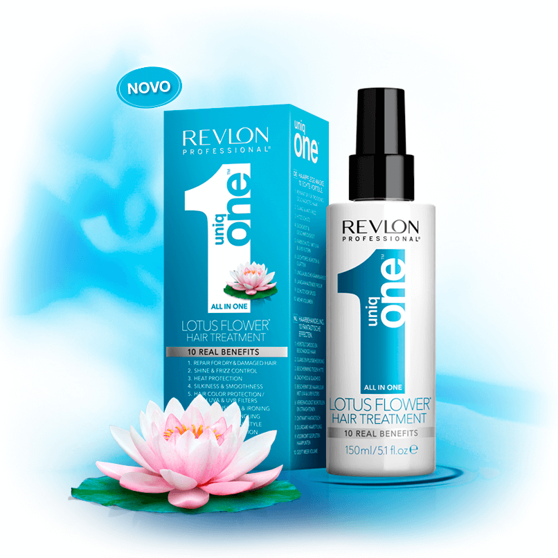 Revlon Uniq One Flor de Lótus 150ml