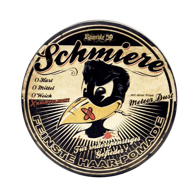 Schmiere Pomade Fixação Extra Forte 140ml - RUM515